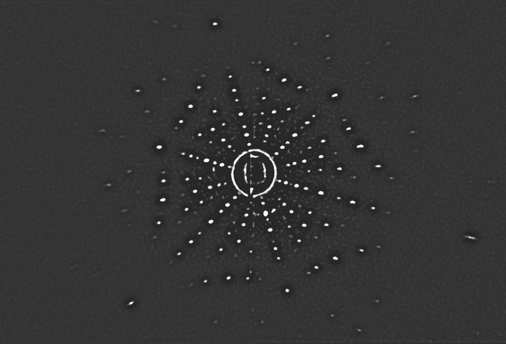NeutronOptics - Orienting crystals with a Laue x-ray or ...